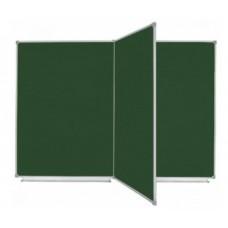 """Дошка 4-поверхнева настінна """"Стандарт"""" 1000х1500 мм, для написання крейдою"""