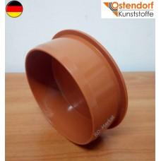 Заглушка розтрубна зовнішньої каналізації Ostendorf (KGM) 110 (арт.220620)