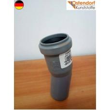 Коліно каналізаційне Ostendorf OSMA (HTB) 32*15 град. (арт.110100)