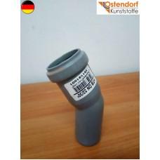 Коліно каналізаційне Ostendorf OSMA (HTB) 32*30 град. (арт.110110)