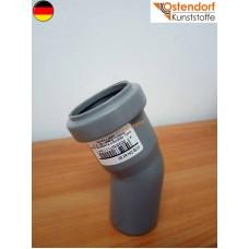 Коліно каналізаційне Ostendorf OSMA (HTB) 40*30 град. (арт.111110)
