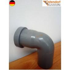 Коліно каналізаційне Ostendorf OSMA (HTB) 40*87 град. (арт.111140)