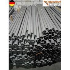 Труба з розтрубом ППР 50*1,8*2000 мм Ostendorf Kunststoffe (HTEM)