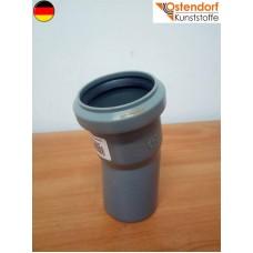 Коліно каналізаційне Ostendorf OSMA (HTB) 50*15 град. (арт.112100)
