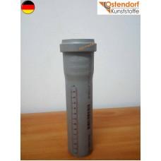 Труба каналізаційна Ostendorf OSMA (HTEM) L=150 d 50 (арт.112000)