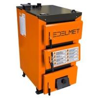Котел твердопаливний EDELMET 17 кВт (товщина теплообмінника 6 мм)