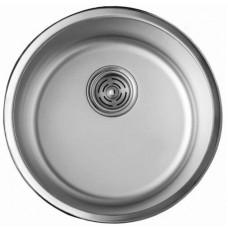 Мийка Cristal кругла врізна 420*180 Satin (Арт. 7101)