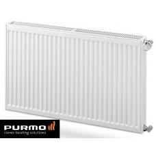 Сталевий радіатор PURMO C 11 тип 300*400, бокове підключення