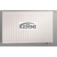 Сталевий радіатор KERMI Profi-V FTV 22 тип 200*600, нижнє підключення