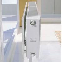 Сталевий радіатор KERMI Profi-K FKO 22 тип 300*400, бокове підключення