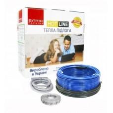 Тепла підлога ЕЛТІС HOT LINE з двожильним нагрівальним кабелем 8,5 м ДК-145, 0,8-1,0 м2