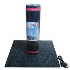 Гріючий килимок ЕЛТІС HOT LINE 50 Вт, 55*55, 3м шнур, темно-сірий