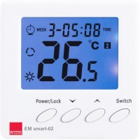 Терморегулятор SMART-02 цифровий 16А ЕМ ЕЛТІС HOT LINE