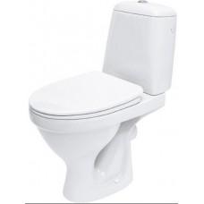 Унітаз Cersanit ЕКО Е011 3/6 л. з дюропластовим сидінням