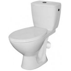 Унітаз Cersanit KORAL 031 3/6 л. з поліпропіленовим сидінням
